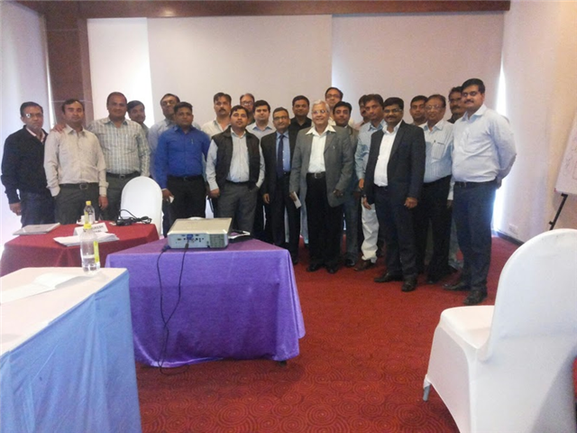 How to Adopt Risk Based Process Approach in Business-URS Workshop at Ahmedabad read