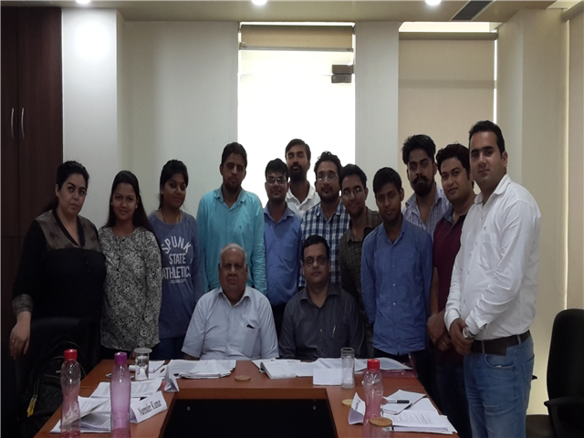 ISO 9001 2015 Lead Auditor Training completed successfully